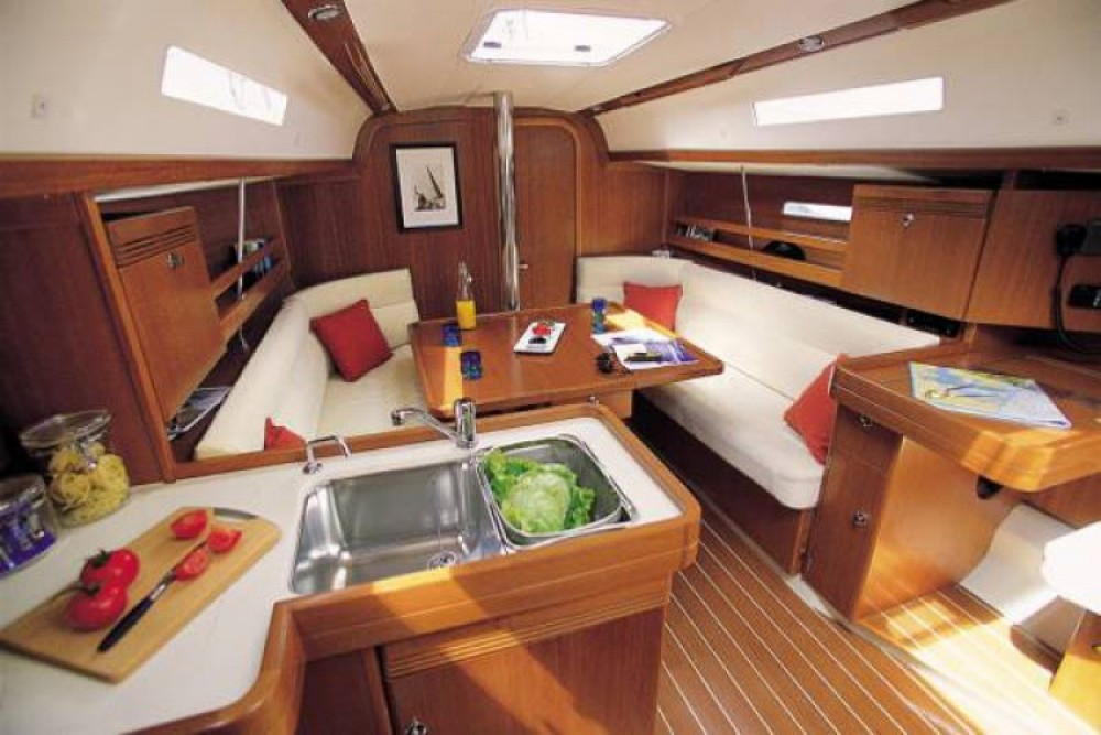 Noleggio barche La Rochelle economico Dufour 34