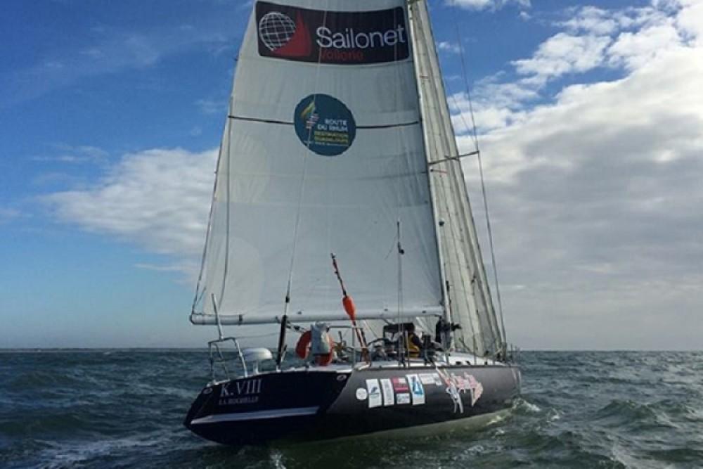 Noleggio Barca a vela con o senza skipper Mauric-Pouvreau La Rochelle