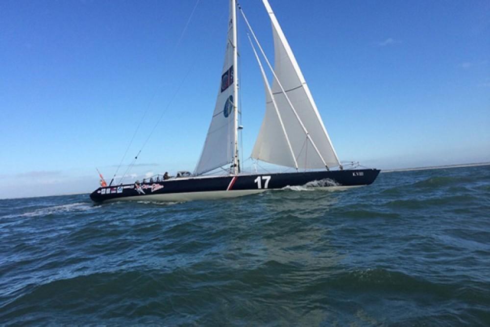 noleggio Barca a vela La Rochelle - Mauric-Pouvreau KVIII