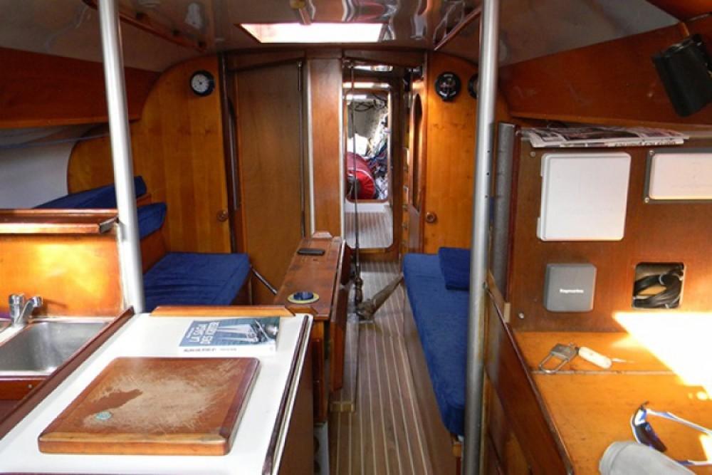 Noleggio yacht La Rochelle - Mauric-Pouvreau KVIII su SamBoat