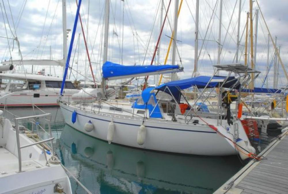 noleggio Barca a vela Port Diélette - Gibert Marine Gib Sea 114