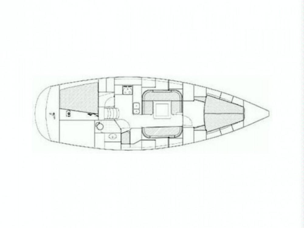 Noleggio Barca a vela con o senza skipper Jumbo Siouville-Hague