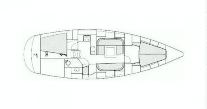 Noleggio barche Jumbo Jumbo 40 a Cherbourg-en-Cotentin su Samboat