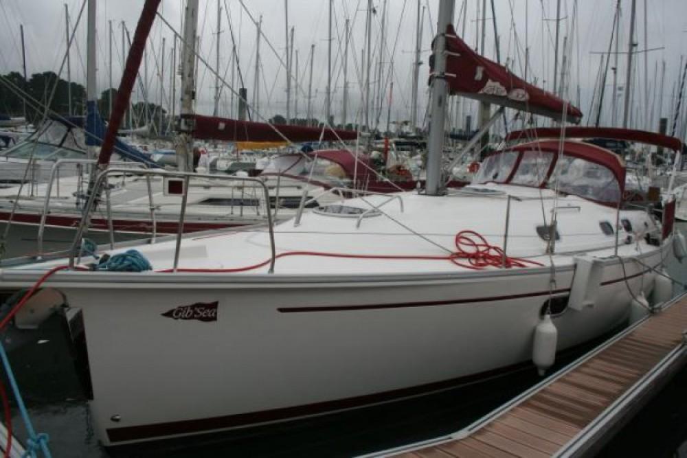 Noleggio Barca a vela con o senza skipper Gibert Marine