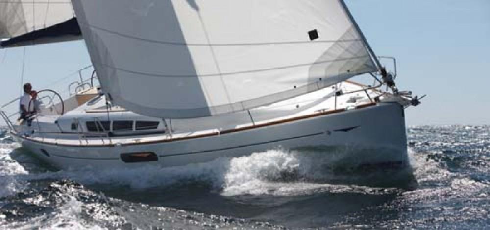 Noleggio Barca a vela con o senza skipper Jeanneau Port Diélette