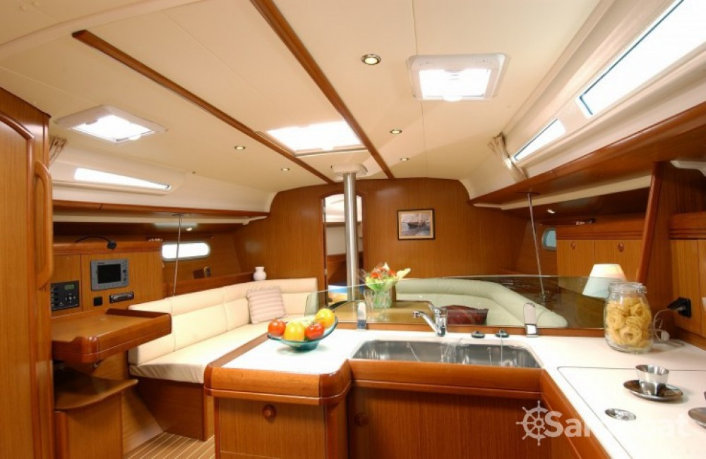 Noleggio Barca a vela con o senza skipper Jeanneau Martinica