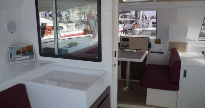 Noleggio Catamarano a Le Marin – Nautitech Nautitech Open 40