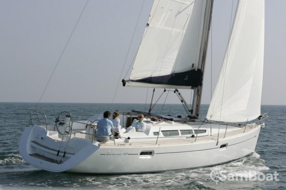 Barca a vela a noleggio Martinica al miglior prezzo