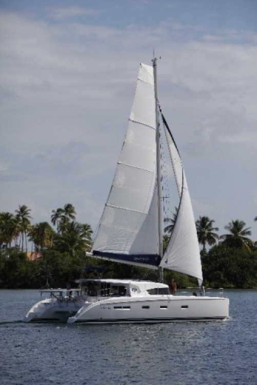 noleggio Catamarano Martinica - Nautitech Nautitech 441
