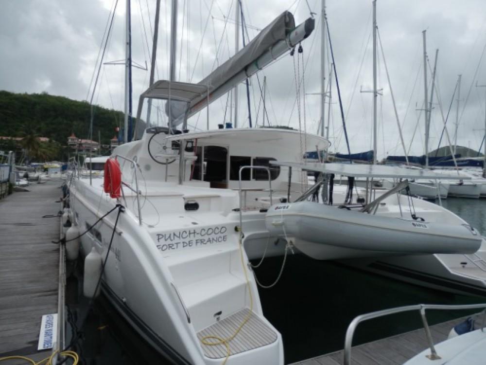Noleggio barche Martinica economico Nautitech 441