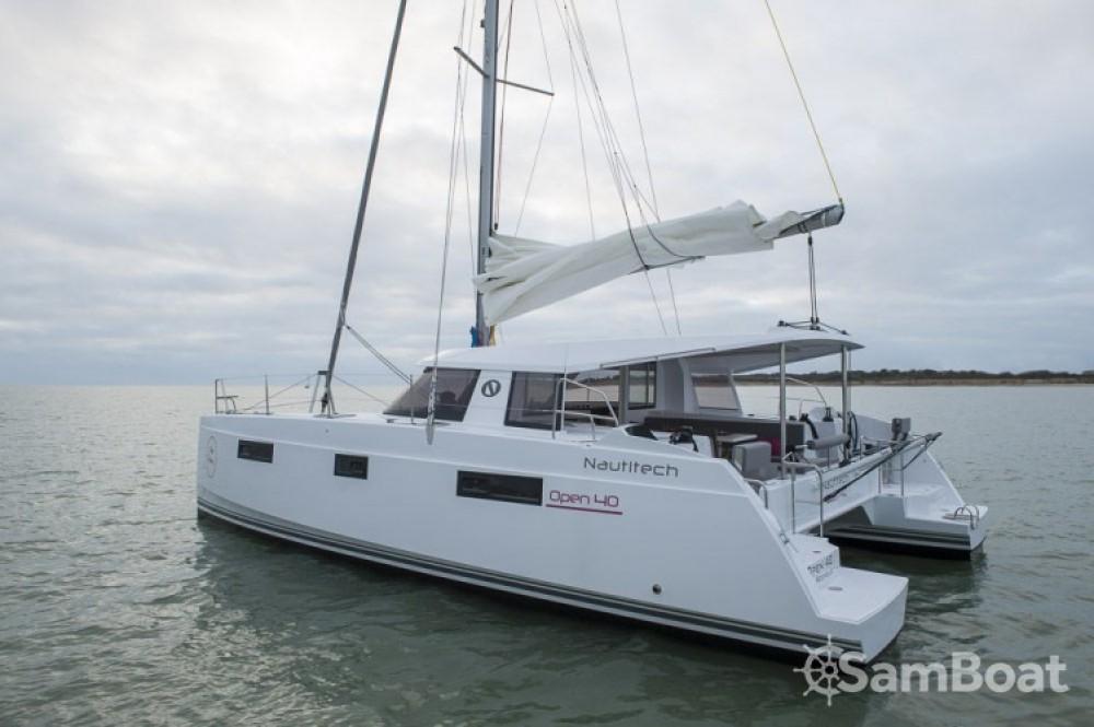 noleggio Catamarano Martinica - Nautitech Nautitech Open 40