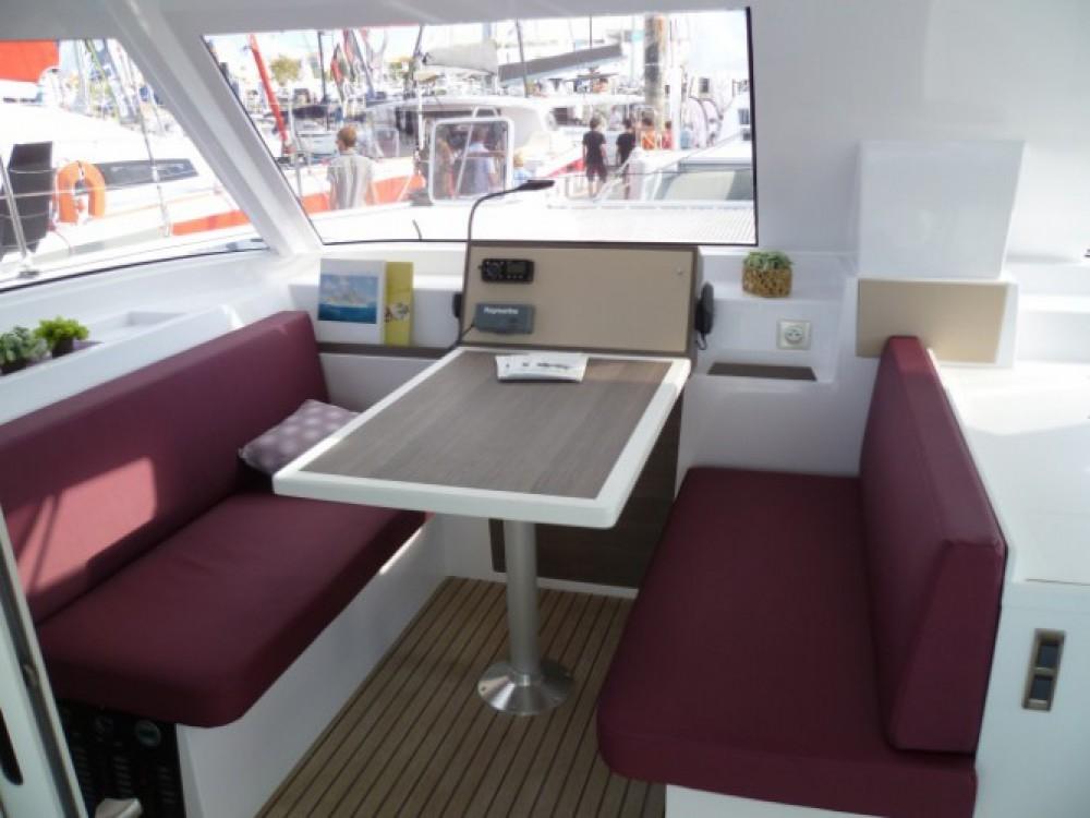 Noleggio barche Martinica economico Nautitech Open 40