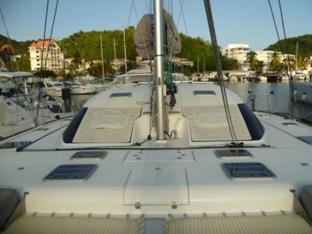 Noleggio barche Nautitech Nautitech 482 Le Marin su Samboat