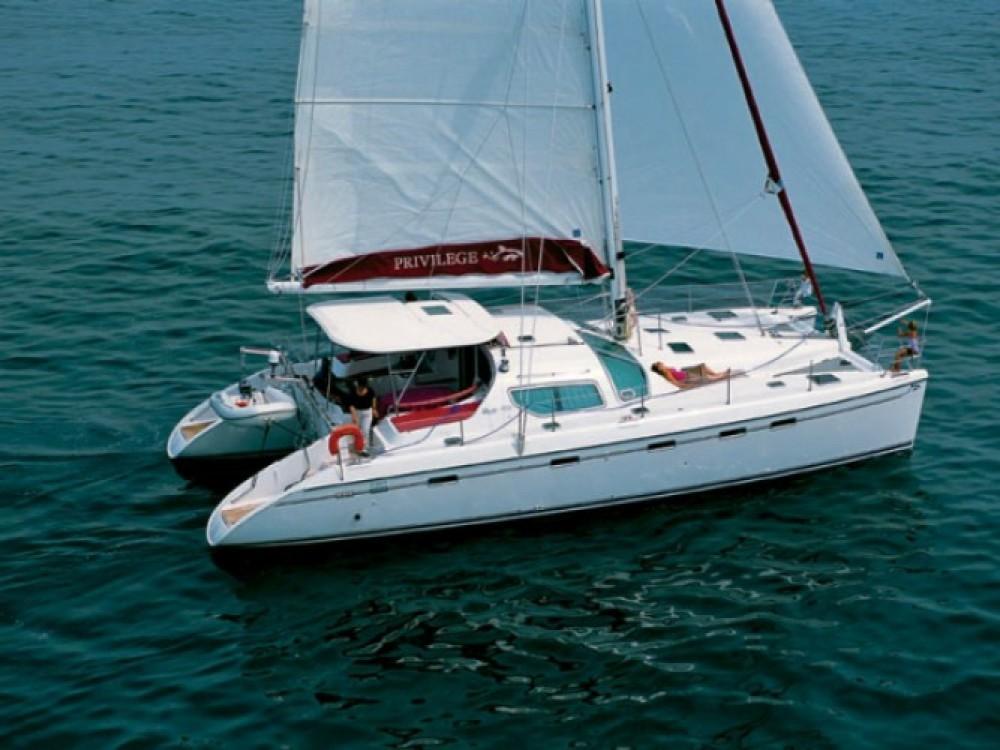 Noleggio Catamarano Alliaura Marine con una patente