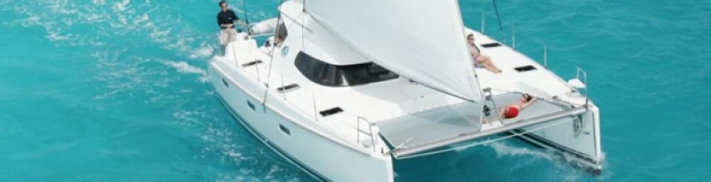 Noleggio barche Martinica economico Nautitech 40