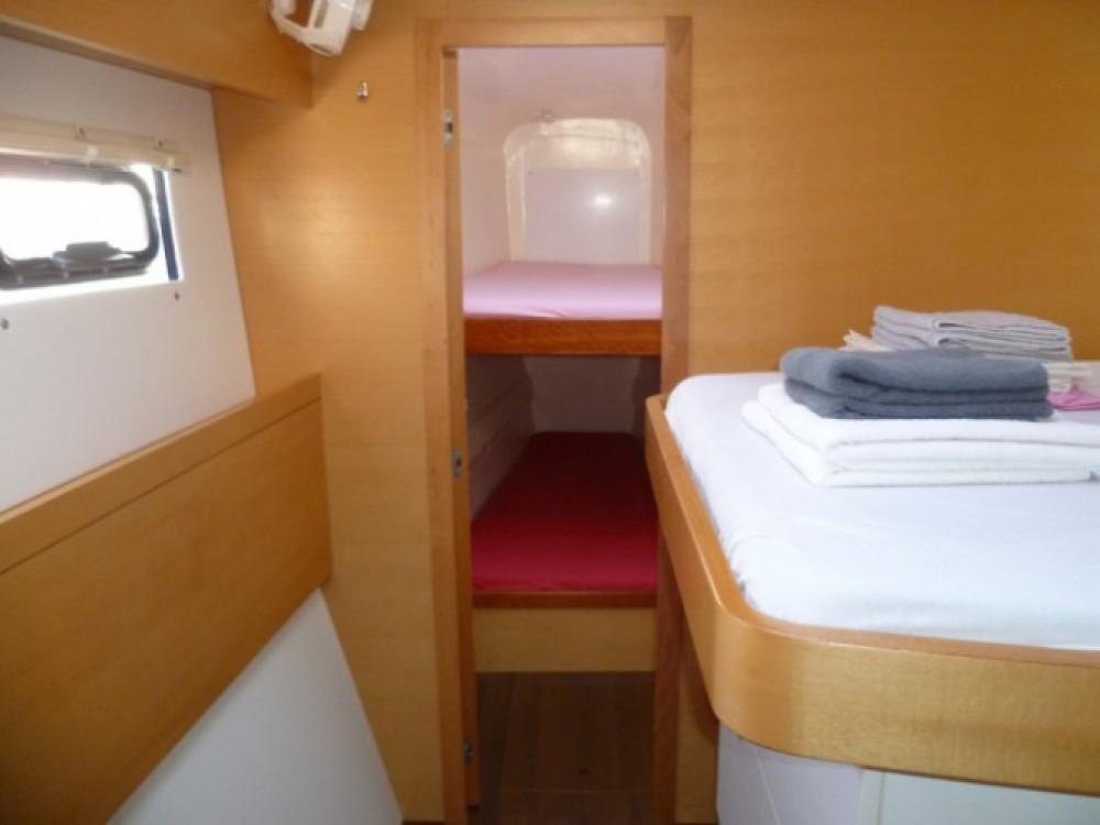 Noleggio barche Le Marin economico Nautitech 482