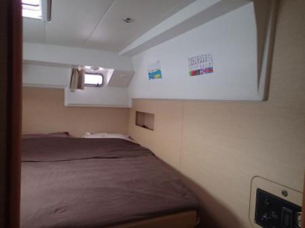 Noleggio barche Martinica economico Lagoon 400