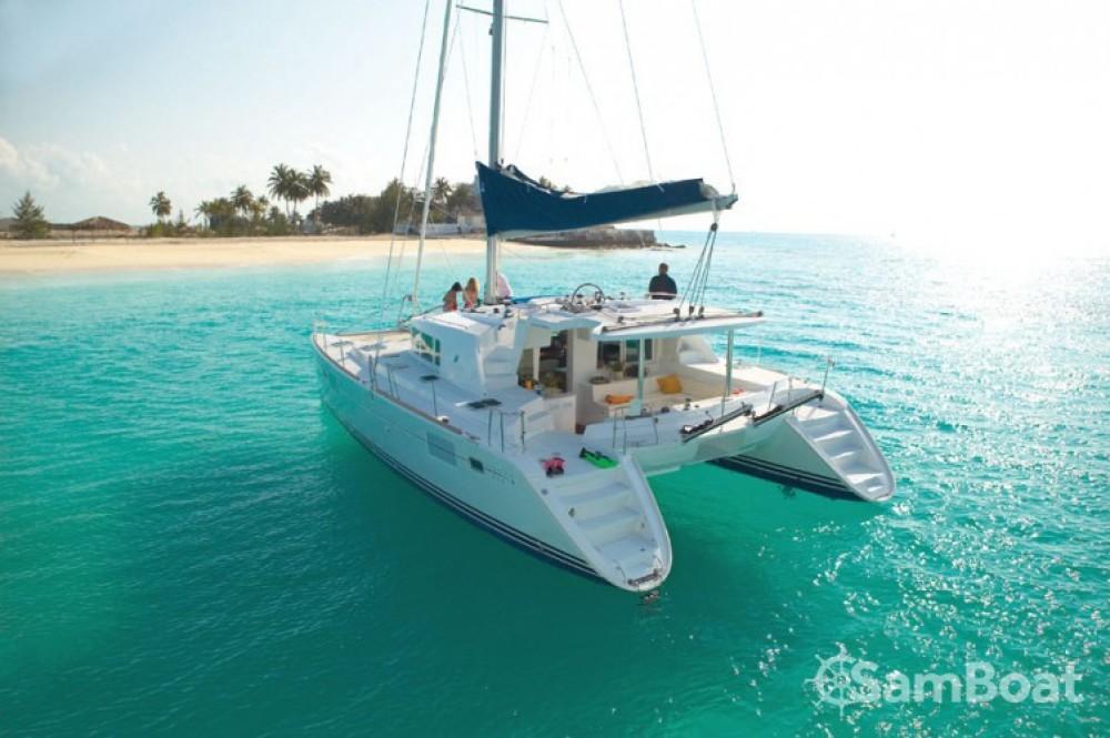 Noleggio yacht Martinica - Lagoon Lagoon 400 su SamBoat