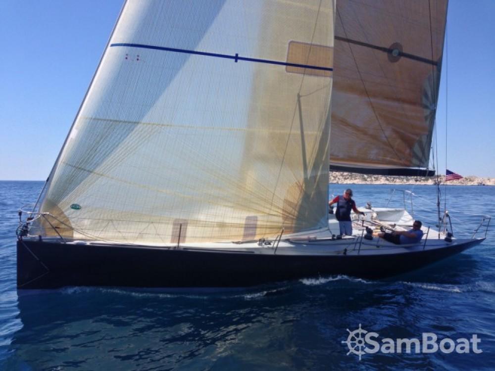 Noleggio Barca a vela con o senza skipper Jeanneau Marsiglia