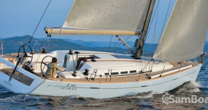 Noleggio yacht a La Grande-Motte – Bénéteau First 45 su SamBoat