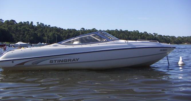 Noleggio barche Stingray ls 185 a Lacanau su Samboat