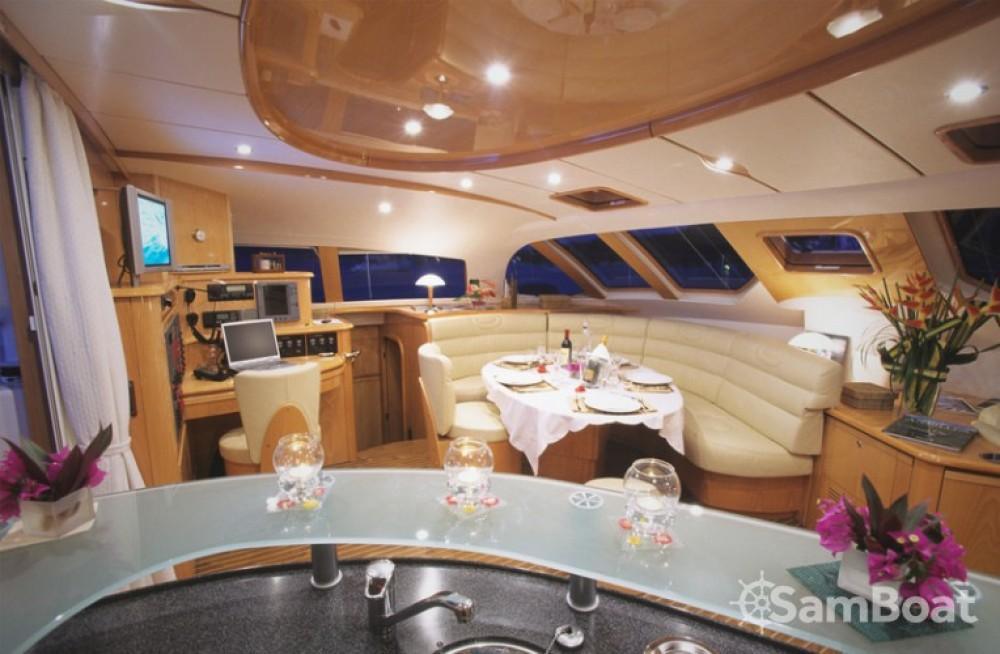 noleggio Catamarano Ajaccio - Alliaura-Marine Privilege 585