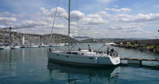 Noleggio barche Bandol economico Hanse 470