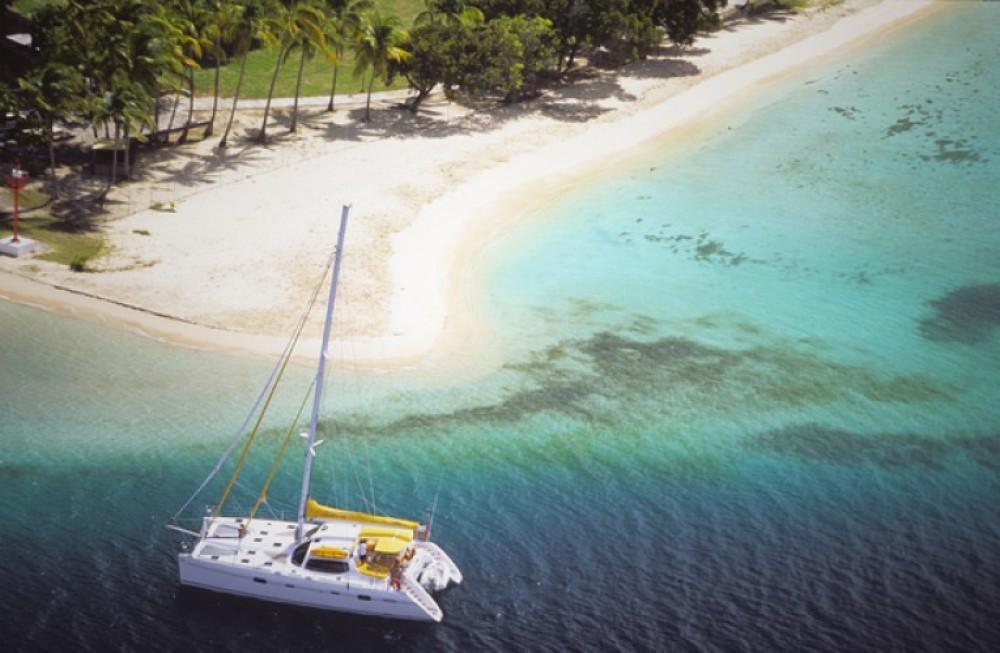 Catamarano a noleggio Ajaccio al miglior prezzo