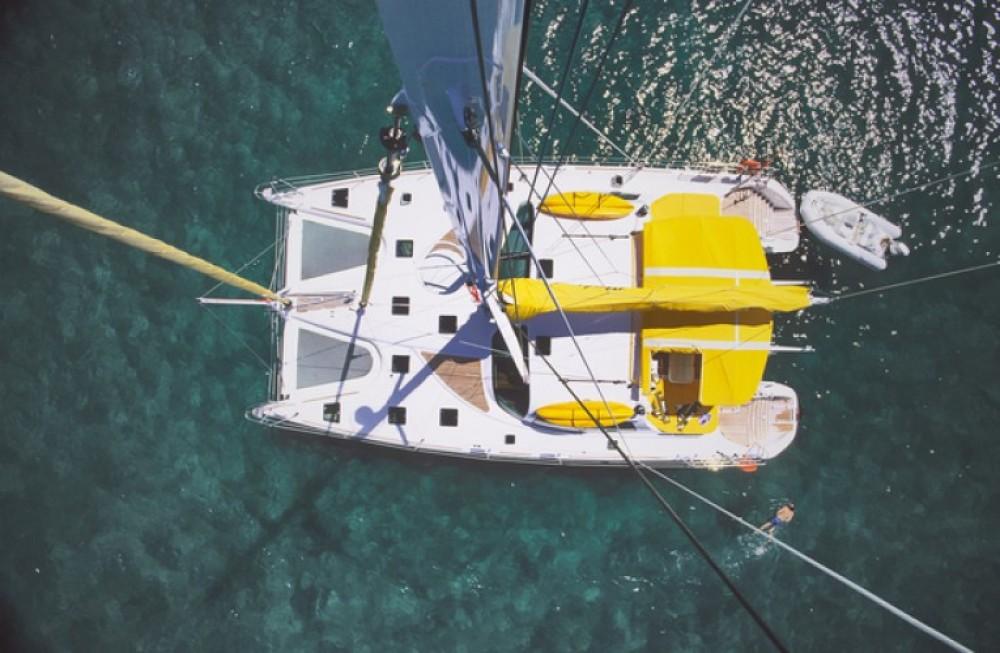 Noleggio Catamarano con o senza skipper Alliaura-Marine Ajaccio