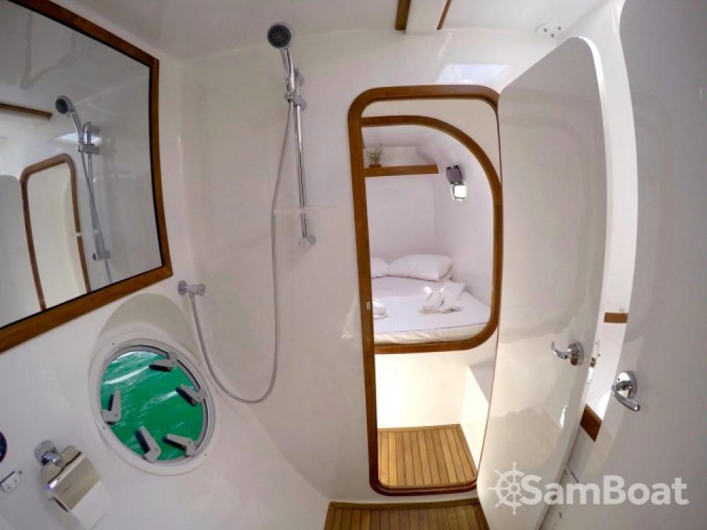 Noleggio Catamarano con o senza skipper Catamaran-Jade Galle