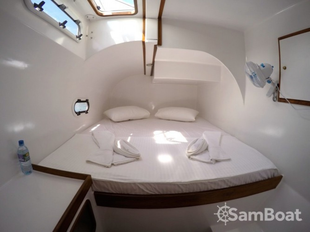Noleggiare un'Catamaran-Jade One off 52' Galle