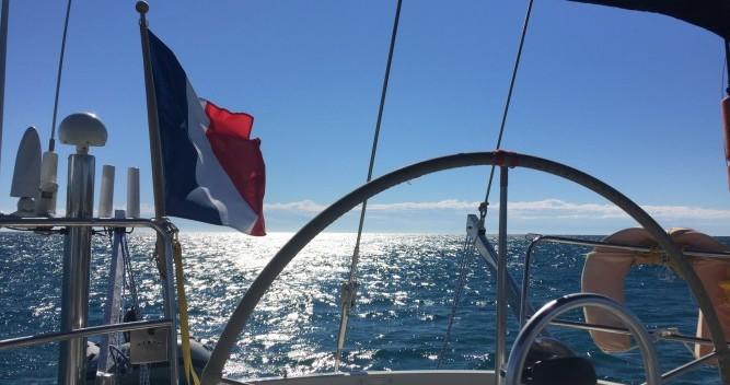 Noleggio barche Ajaccio economico First 456