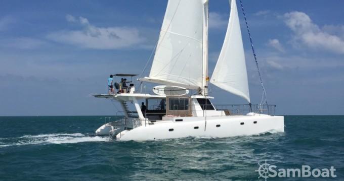 Noleggio Catamarano a Galle – Catamaran-Jade One off 52'