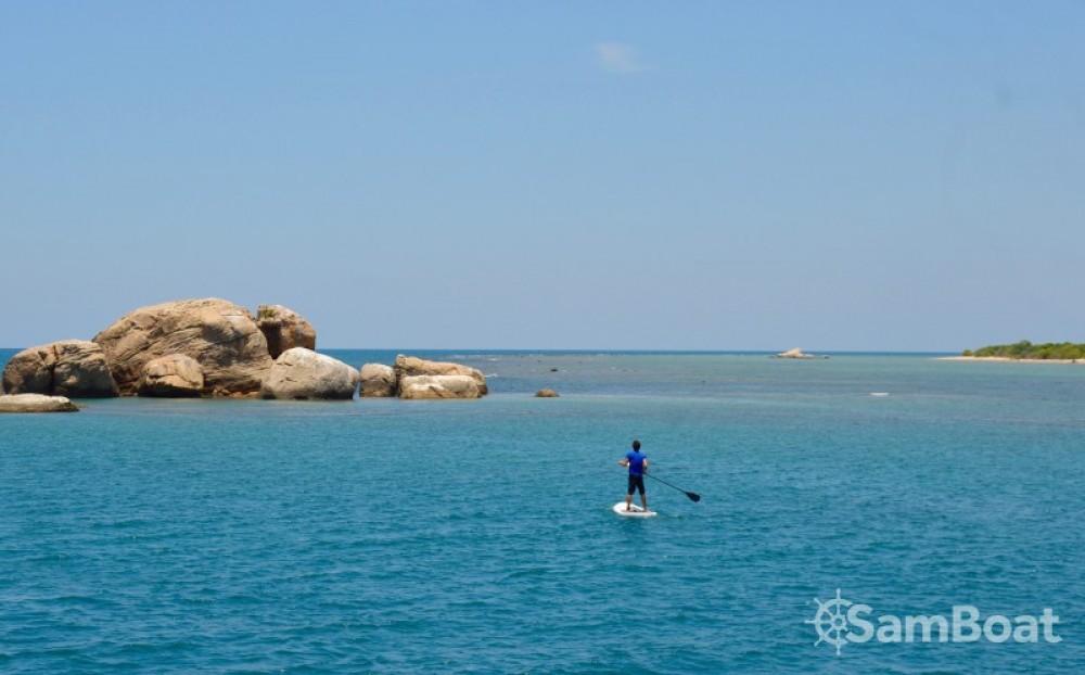Noleggio Catamarano Catamaran-Jade con una patente
