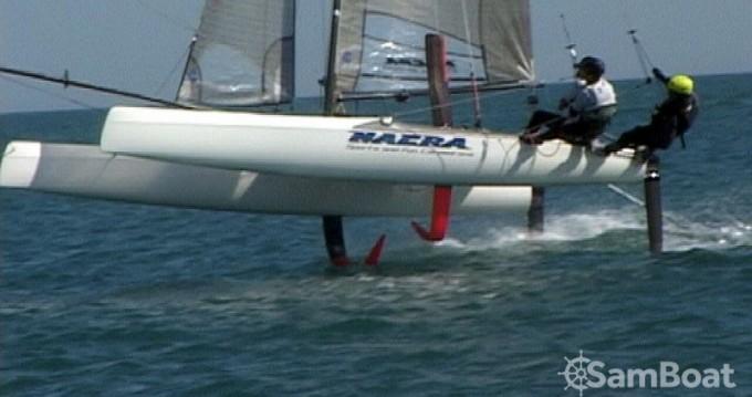 Noleggio barche La Grande-Motte economico Nacra F20 FCS