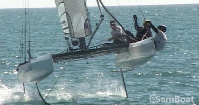 Noleggio barche Nacra Nacra F20 FCS a La Grande-Motte su Samboat