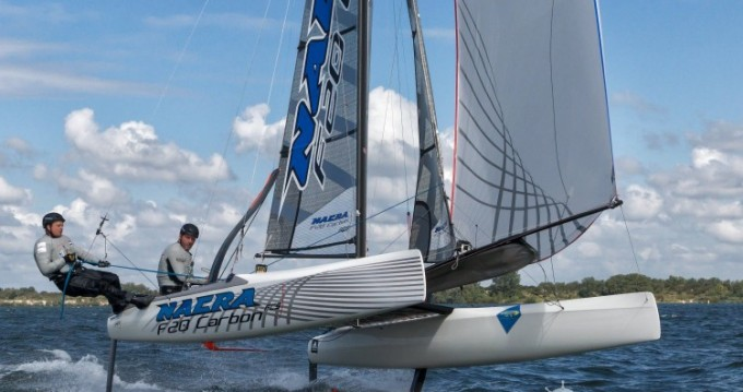 Noleggio yacht a La Grande-Motte – Nacra Nacra F20 FCS su SamBoat
