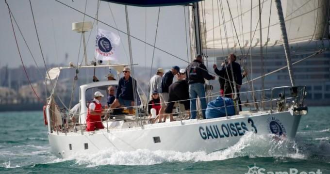 Noleggio Barca a vela Pouvreau con patente nautica