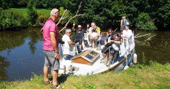 Noleggio Houseboat con o senza skipper Fox-And-Sons a Nantes