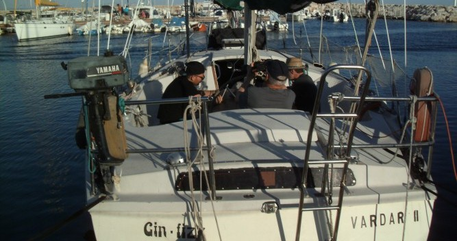 Noleggio Barca a vela a Saint-Malo – Jeanneau Gin Fizz Ketch
