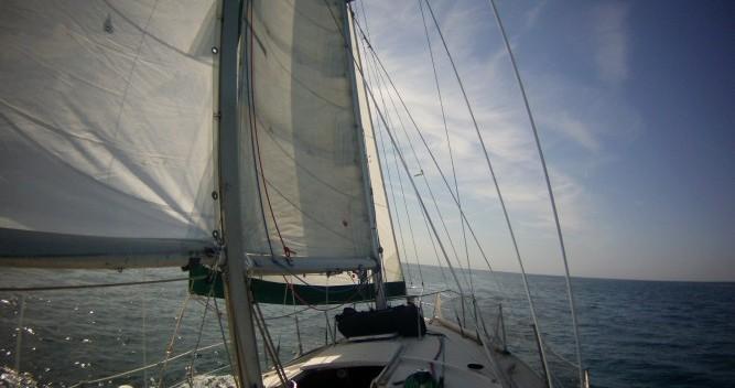 Noleggio Barca a vela con o senza skipper Jeanneau a Saint-Malo