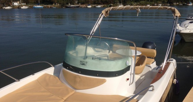 Noleggio Barca a motore con o senza skipper Sessa Marine a Le Grau-d'Agde