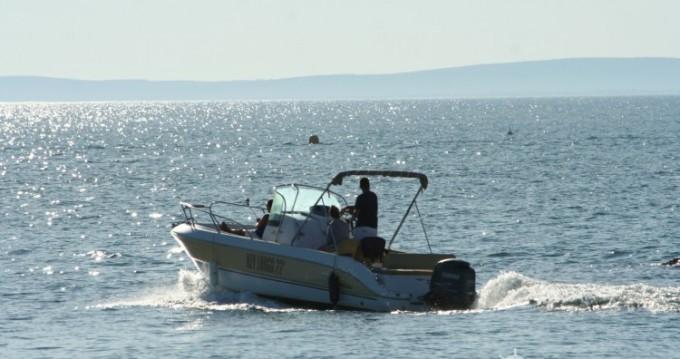 Noleggiare una Sessa Marine Key Largo 22 Deck a Le Grau-d'Agde