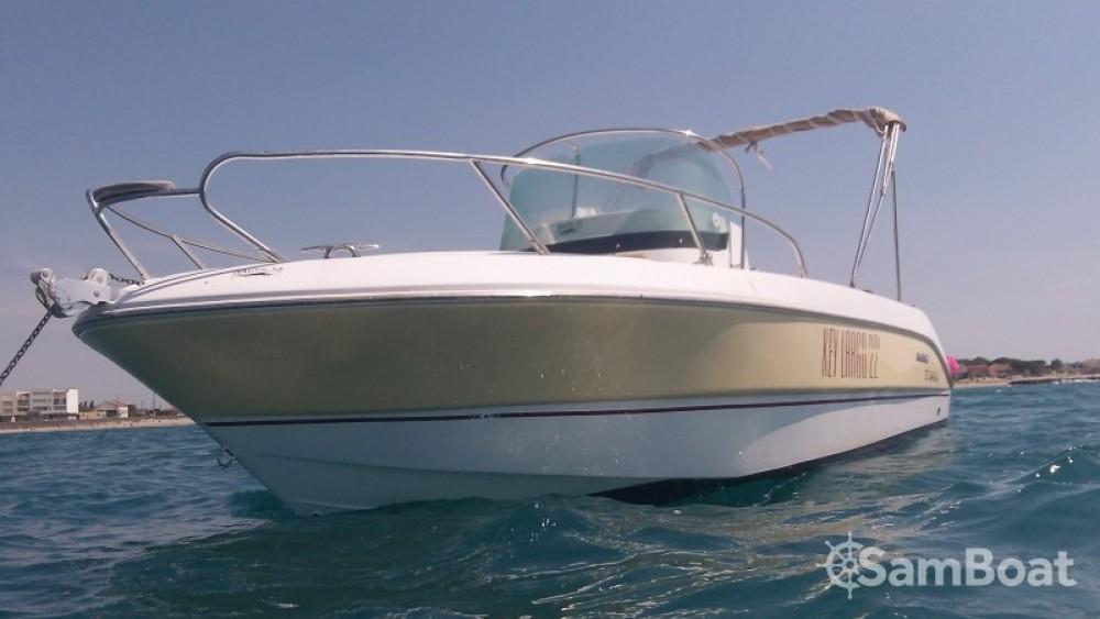 Noleggio Barca a motore con o senza skipper Sessa Marine Agde