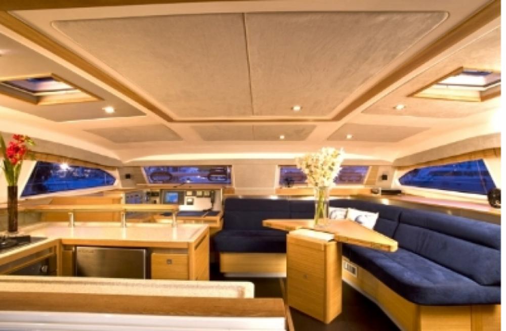 Noleggio yacht Marigot - Catana Catana 50 Ocean Class su SamBoat