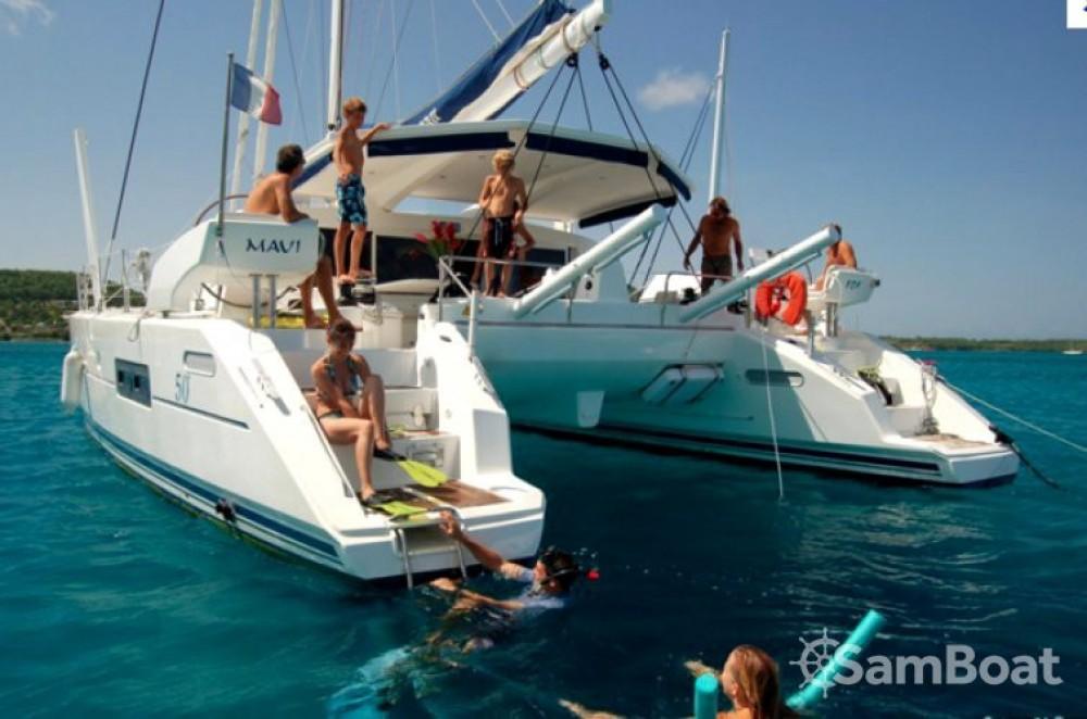 Noleggio Catamarano con o senza skipper Catana Marigot