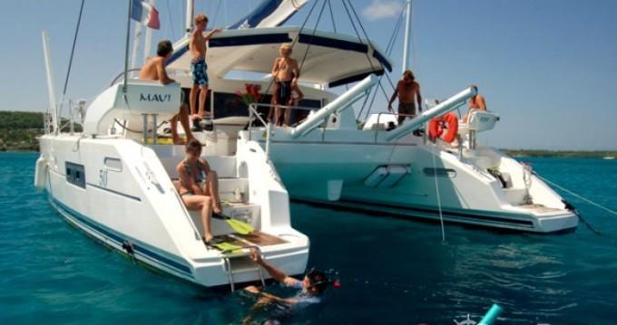 Noleggio Catamarano con o senza skipper Catana a Marigot