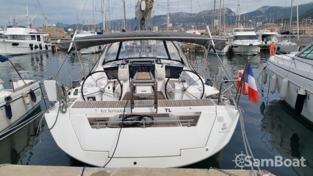 Noleggio yacht Tolone - Bénéteau Oceanis 41 su SamBoat