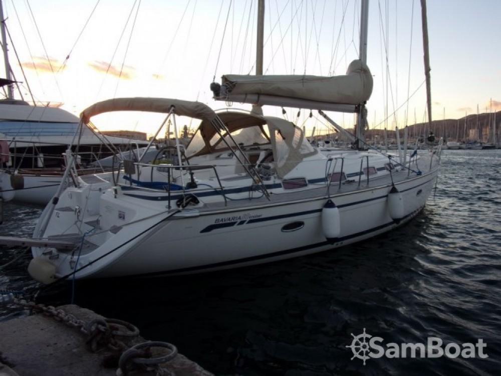 Noleggio barche Tolone economico Cruiser 50