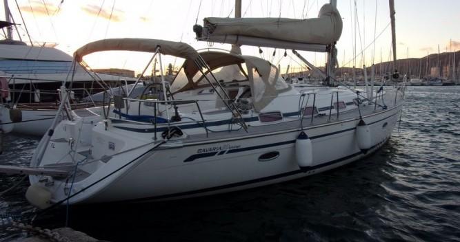 Bavaria Cruiser 50 tra privati e professionisti a Toulon